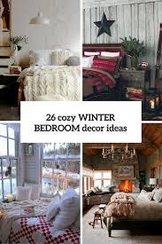 26 coziest winter bedroom décor ideas to get inspired