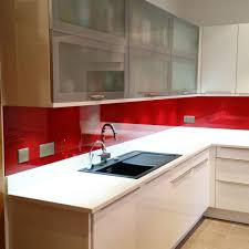 Splashback For Kitchens Glass Painted Kitchen Glass Splashbacks Any Colour