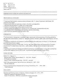 Plain Text Resume Sample Resume Cover Letter