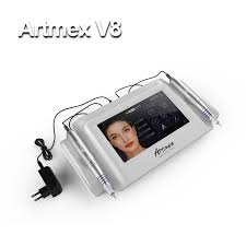 china newest high grade artmex digital permanent makeup machine china permanent make up machine micropigmentation machine