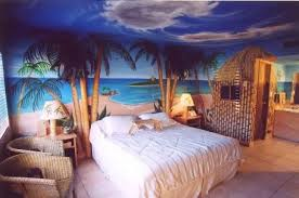 Palm Tree Decor For Bedroom Bedroom Palm Tree Beach Wallpaper Mural For Bedroom And Nice Side