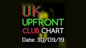 Uk Club Charts 30 09 2019 Music Week