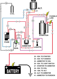 gm 3 wire alternator idiot light hook up hot rod forum partial schematic of my wiring harness
