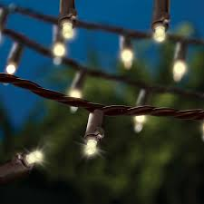 Mainstays 100ct Warm White Led Lights 100 Count Warm White Led Mini Lights Indoor Outdoor Mainstays 7 2 Watts