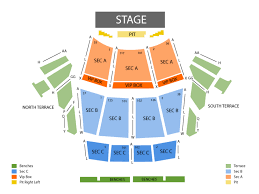 Greek Theatre Los Angeles Seating Chart And Tickets