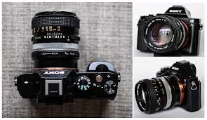 sony 50mm 1 4. canon fd 50 f1.4 ssc - is it worth the weight? sony 50mm 1 4