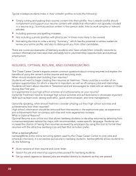 optimal resumes transitions seminar handbook by isenberg school of