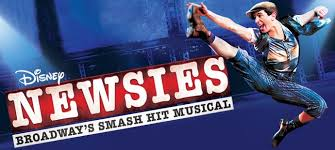 Image result for disney newsies
