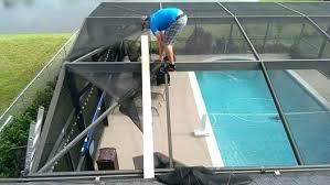 pool cage repair. Modren Repair Pool Cage Screen Enclosure Repair Service First Feature Image Fl Sarasota  Full Size With N