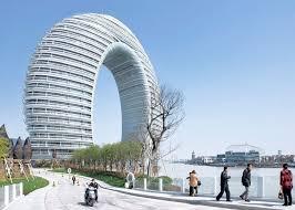 Sheraton Huzhou Hot Spring Resort by MAD Architects