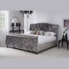 Full Upholstered Bed Frame King Size Upholstered Bed Frame Bed Furniture Decoration