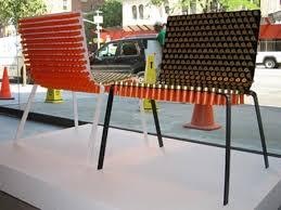 furniture made of recycled materials. Shotgun-chair Furniture Made Of Recycled Materials A