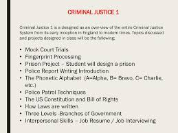 Learners of foreign languages use the ipa to check exactly how words are pronounced. Criminal Justice 1 2 Classroom Rules And Online Syallabus Ppt Download