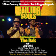 wailing souls the itals the late ones