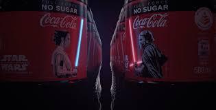 Buy Coke Light Online Coca Cola Is Selling Light Up Star Wars Bottles