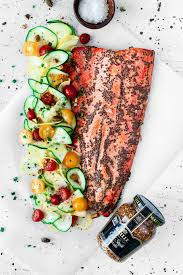 Easter traditions and symbols have evolved over time, though some have been around for centuries. Easy Mustard Salmon With Citrus Squash Salad A Simple Pantry
