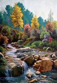 Pin by Twila Ferguson on Art and Nature | Landscape art, Landscape  paintings, Nature art