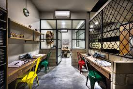 Unconventional Office Design An Unconventional Office That Looks Like A Cafe Lookboxliving