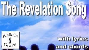 Revelation Song Chord Chart Revelation Song Chords And Lyrics