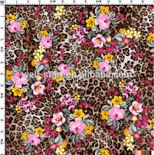 Flower Printed Paper Animal Skin And Flower Design Heat Transfer Printed Paper For Garment Buy Transfer Printed Paper Sublimation Transfer Printing Paper Heat Transfer