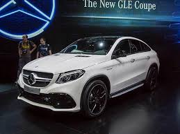 mercedes benz new car release2016 MercedesBenz GLE Coupe Athletic crossover bows  Kelley