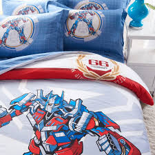 transformers bedding set 4 600x600 transformers bedding set 100 cotton 5pcs