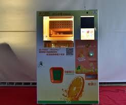 Fresh Squeezed Orange Juice Vending Machine Unique China Fresh Squeezing Orange Juice Vending Machine China Orange
