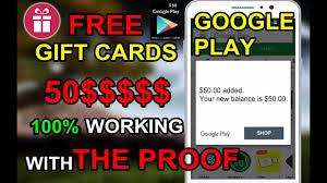 free google play codes google play gift card codes free 2018