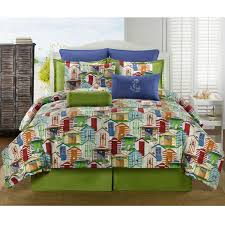 delectably yours com cabana beach house bedding comforter or duvet bed set by victor