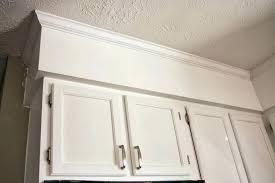 kitchen soffits crown molding kitchen impressive white