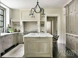 limed oak kitchen units:  photo atlanta homes amp life styles