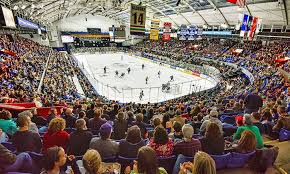 Syracuse Crunch Ahl Hockey Game At War Memorial Arena On December 7 Or 9