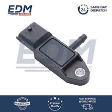 <b>MAP Sensor for RENAULT</b> TRAFFIC II 1.9 dCi Manifold Pressure ...