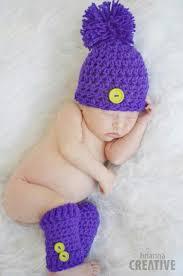 Crochet Newborn Hat Pattern Enchanting 48 Newborn Crochet Hat Patterns To Download For FREE