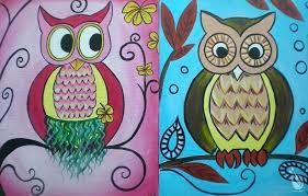 hula hooter and ii ms painting class with a twist dearborn events