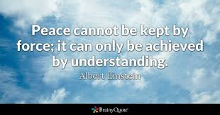Quotes About Peace Magnificent Peace Quotes BrainyQuote