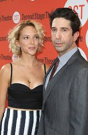 Friends cast reveal what their characters would be doing now. Zoe Buckman Who Is David Schwimmer S Wife Who Magazine