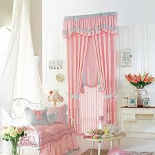 amazing curtain for teenage room luscious pink polyester plaid kid girl bedroom uk