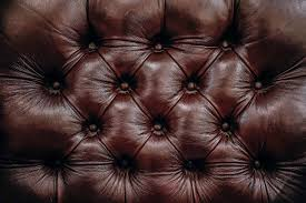 brown tufting leather and ways to remove bad smells from leather
