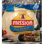 mission flour tortillas carb balance um soft taco nutrition grade c