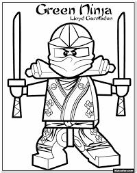 Ninjago Ausmalbilder Kostenlos Ausdrucken - Coloring and Drawing