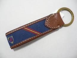polo ralphlauren leather key holder key ring 405676937001 ralph lauren key ring key ring