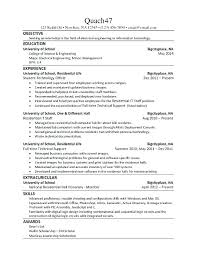 Student Internship Resume – Goodvibesbrew.com