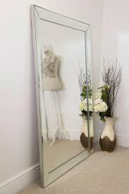 mirror gl348 frameless large venetian