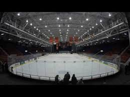 Rpi Houston Field House Mens Hockey Time Lapse Youtube