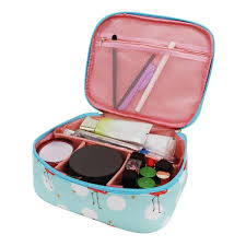 cute s professional cosmetic bag case beauty wash toiletry pouch travel makeup tools storage accessories supplies