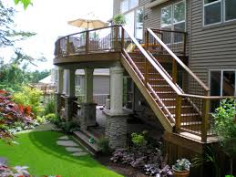 Bi Level Deck Designs Deck Ideas Designs Pictures Photogallery Decks Com