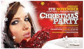 Work Christmas Party Flyers 20 Top Premium Christmas Party Flyer Templates