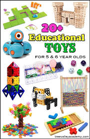Educational Toys Gift Guide for Kindergarten \u0026 Grade 1 students (5 6 year olds). Year Olds | Homeschooling toys