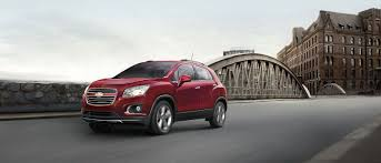 NowCar   2015 Chevy Trax: Getting to Know GM's New Crossover